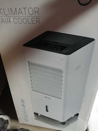 Klimator Hoffen Air Cooler z certyfikatem Dera nowy w opakowaniu