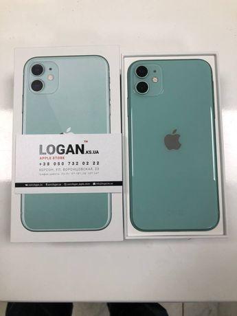 Смартфон Apple iPhone 11 256GB Green (MWLR2) б/у