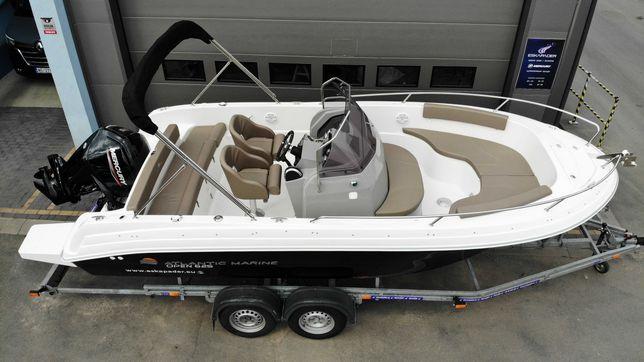 Nowa łódź Atlantic Marine 625 Open Mercury F115 ELPT OD RĘKI