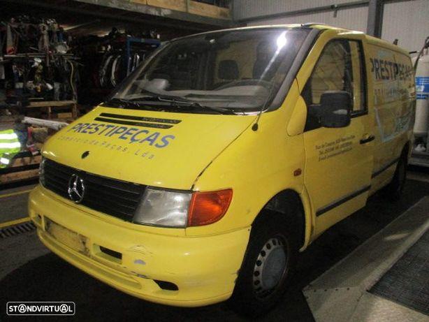 Carros MOT: 611980 mercedes / vito w638 110cdi / 41999 / 2.2 cdi / 102cv /