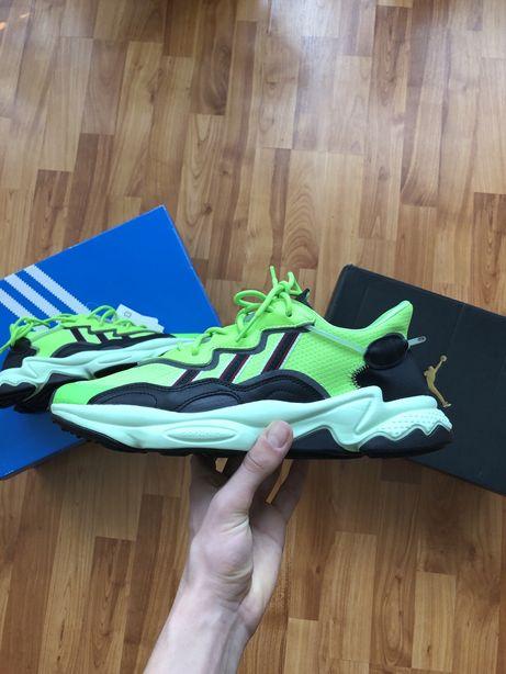 ОРИГИНАЛ adidas ozweego кроссовки мужские летние 44.5 boost nike air