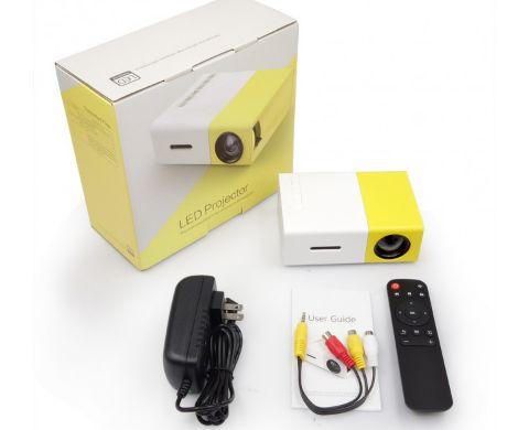 мини проектор Projector LED YG-300 Mini