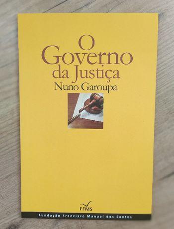 O Governo da Justiça de Nuno Garoupa