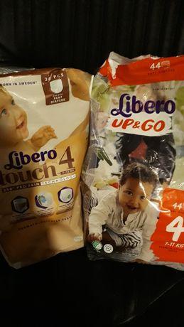 Подгузники-трусики Libero