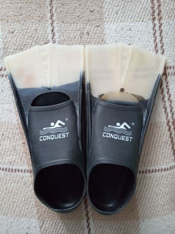ласты для плавания conquest 39-41(Черные)