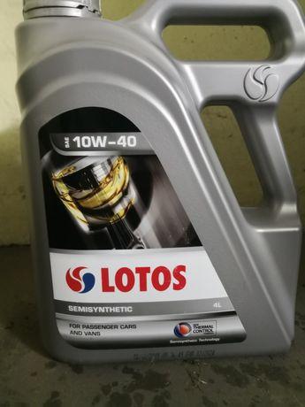 Olej silnikowy 10W-40
