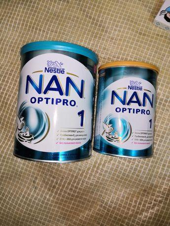 Сухая смесь для новорожденных NAN