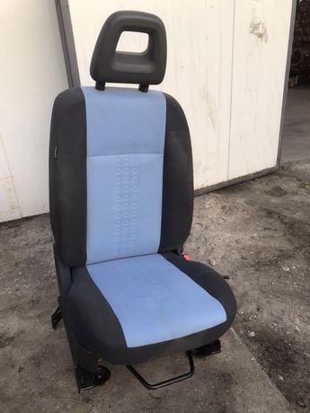Fotel, prawy Fiat Panda II AIR BAG