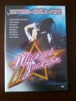 Michael Jackson. Historia króla popu (płyta dvd)