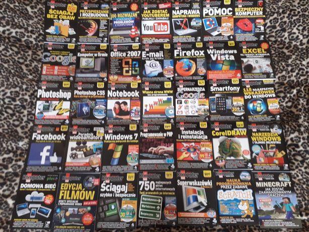 Zestaw książek Biblioteczka Komputer Świat