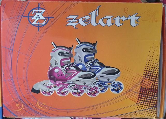 """Ролики """"Zelart"""""""