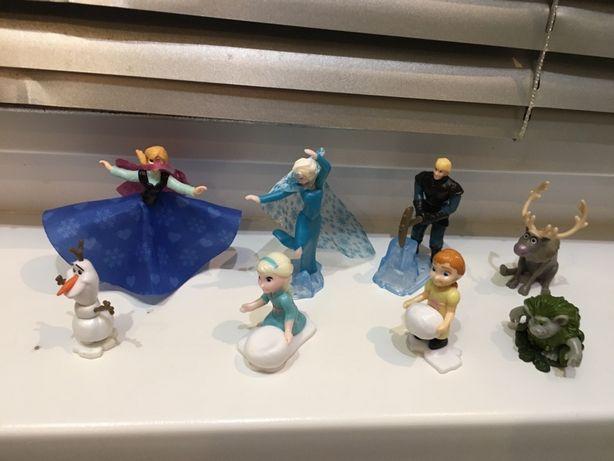 Продам киндер Барби, Феи , Принцессы, Холодное сердце
