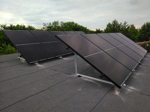 Instalacja fotowoltaiczna 3.2 kW - fotowoltaika na dach płaski