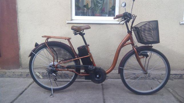 Електровелосипед Airbike