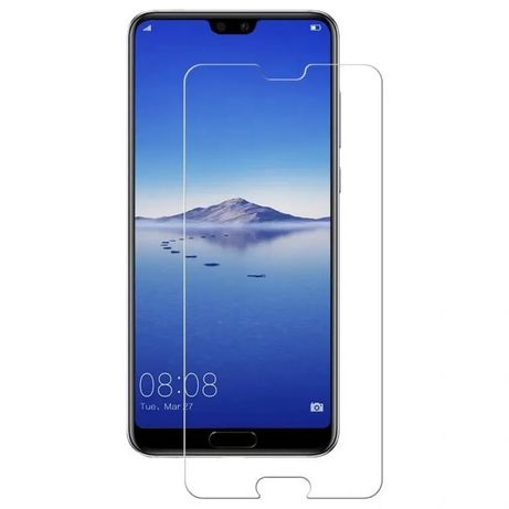 3 Películas de vidro temperado Huawei P20