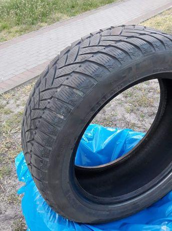 4 opony zimowe Dunlop 225/50/17
