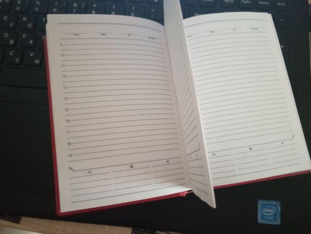 Карманный ежедневник без дат