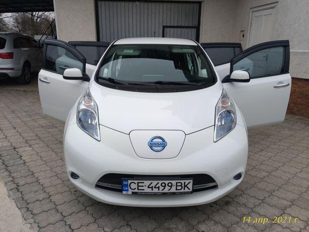 Nissan Leaf 2013 Zero emision