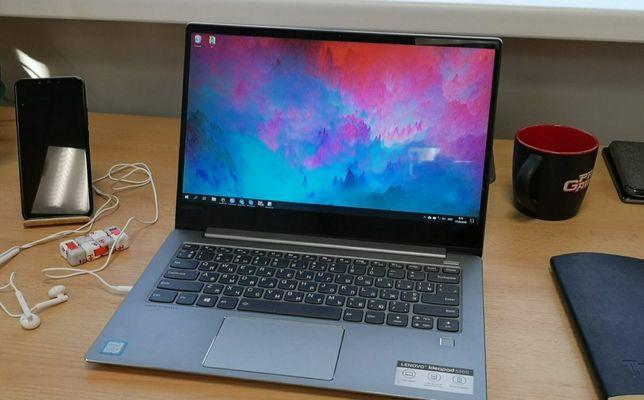 Lenovo Ideapad 530s-14IKB/i5 8250U/256SSD/8GB