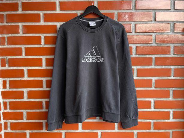 Adidas Vintage оригинал мужская кофта свитшот размер XL адидас Б У