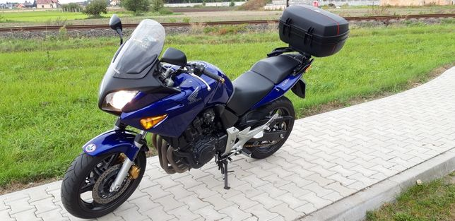 Honda CBF 600 rok 2007 przeb.41 tys