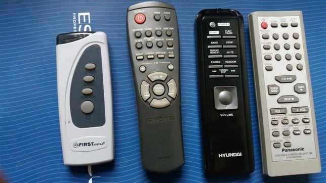 Пульты дистанционного управления телевизор  кондиционер