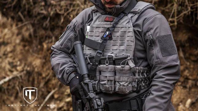 Куртка Helikon Tex GUNFIGHTER/Mil Tec/M TAC/softshell/худи/толстовка