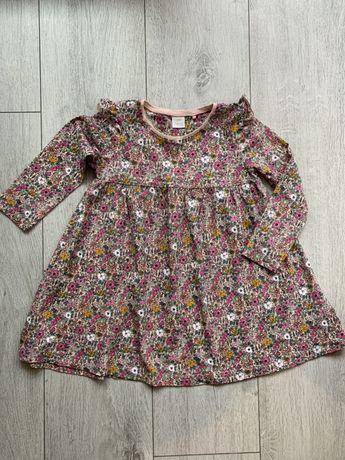 Платье Некст в идеальном состоянии на 2-3 года