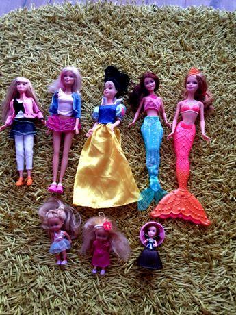 Lalki Barbie ,zestaw lalek