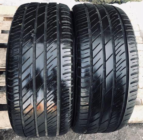 Triangel 215/45r17 2 шт пара лето резина шины б/у склад
