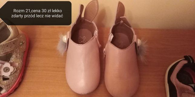 Sprzedam buciki po córce