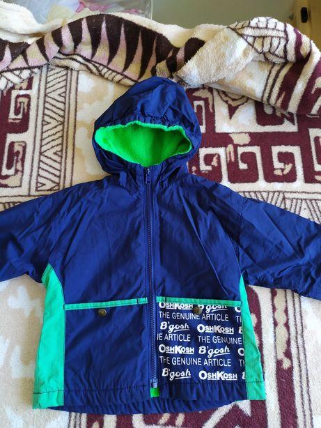 Куртка деми на малыша