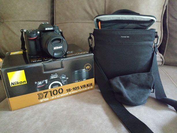 Aparat Nikon D7100