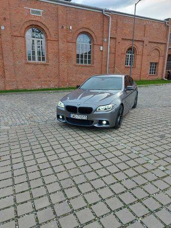 BMW 520 X-drive  M-sport