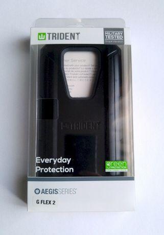 Чехол на телефон LG G Flex 2 Trident (aegis series)
