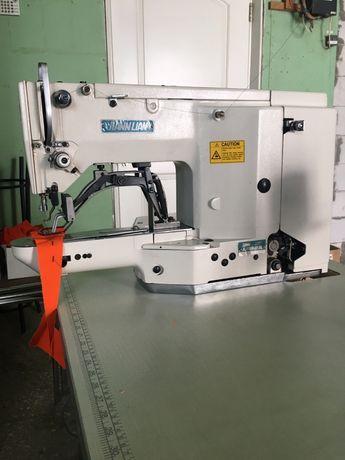 Закрепочная швейная машина Jiann lian  JL 1850-42 XL