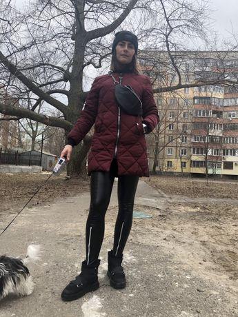 куртка - бомбер, пальто стеганое