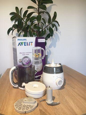 Avent Philips Urządzenie do przygot. jedzenia dla dzieci 4 w 1 blender