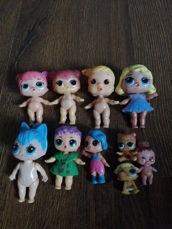 Куколки Лол, LOL