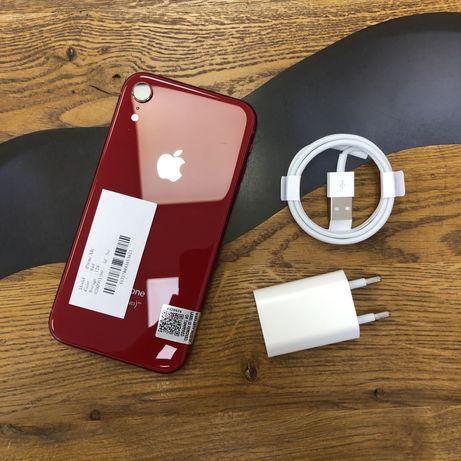 iPhone XR 128 gb Product Red neverlock. Обмен/гарантия/в идеале