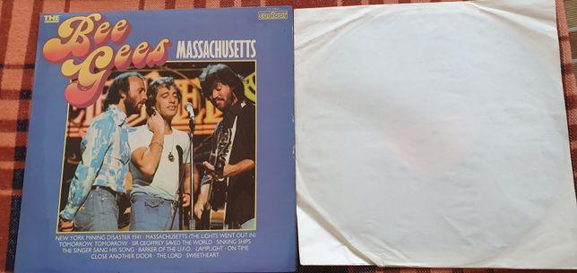 The Bee Gees  Massachusetts LP płyta winylowa UK 1978
