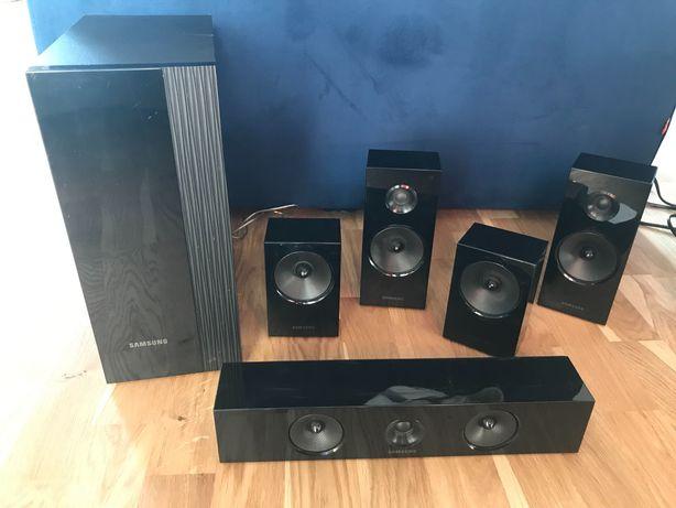 Kino domowe - subwoofer speaker system +głośniki Samsung Theatre
