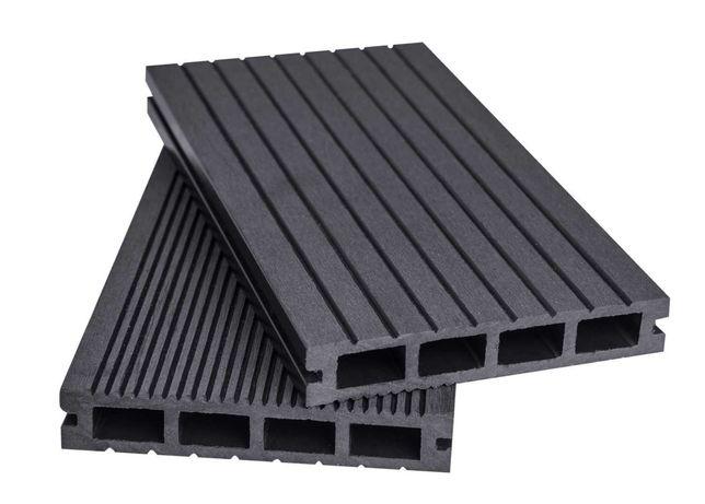 Deska tarasowa kompozytowa 140x25mm - docinamy na wymiar!