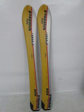 nowe narty WOLKL PRO JR 724/80