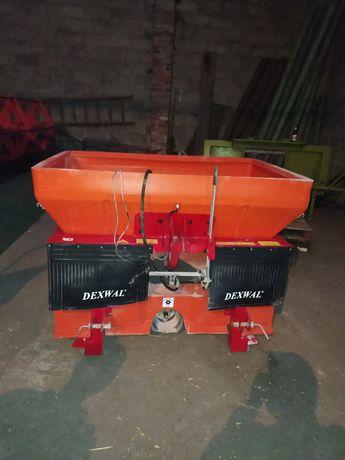 Sprzedam bardzo mało używany rozsiewacz nawozu DEXWAL 1200L