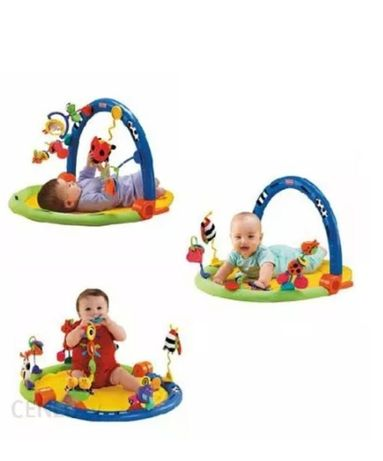 Mata 3w1 Fisher Price