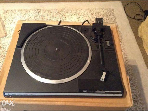 Hitachi gira-discos