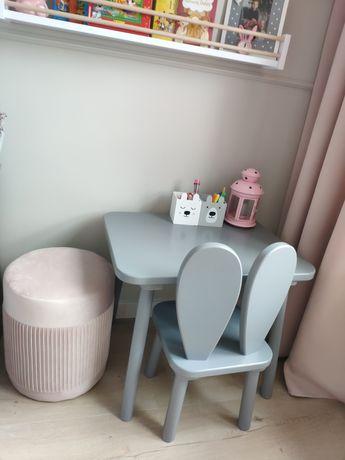 Biuro stolik krzesełko dziecięce krzesło dziecka dzieci mebli zestaw