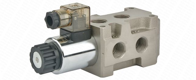 Elektrozawór dzielnik sterowany elektrycznie 50L 12v do tura 6/2