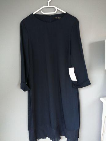 Sukienka Zara, rozmiar M. Nowa